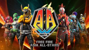 Free Fire (FF) Indonesian Esports Awards 2020